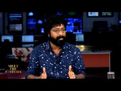 Meet The Editors With Actor Harisree Ashokan│Reporter Live