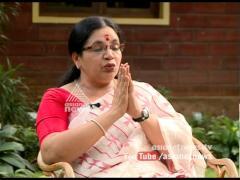 Interview with Bhagyalakshmi | ഭാഗ്യലക്ഷ്മിയുമായി അഭിമുഖം | Point Blank 14 Nov  2016