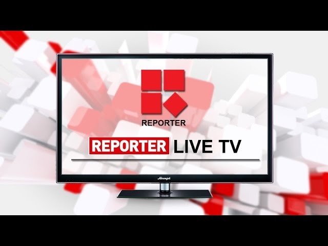 REPORTER LIVE