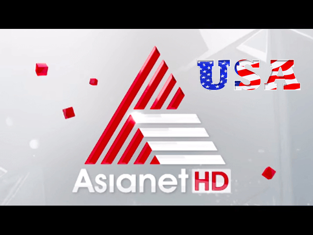 Asianet HD USA